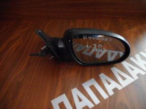 Hyundai i30 2007-2012 δεξιός καθρέπτης μηχανικός μολυβί