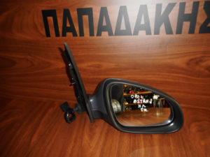 Opel Astra J 2010-2015 δεξιός καθρέπτης ηλεκτρικός γκρι 5 καλώδια