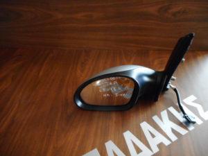 Seat Altea 2005-2013/Seat Toledo 2005-2015 αριστερός καθρέπτης ηλεκτρικός ασημί 5 καλώδια
