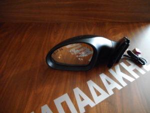 Seat Ibiza 2002-2008 αριστερός καθρέπτης ηλεκτρικά ανακλινόμενος μαύρος 9 καλώδια