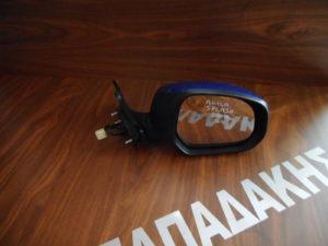 Suzuki Splash/Opel Agila 2008-2014 δεξιός καθρέπτης ηλεκτρικός μπλε