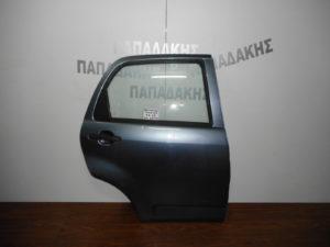 Daihatsu Terios 2006-2017 πόρτα πίσω δεξιά μολυβί