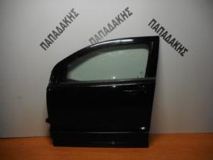 Dodge Caliber 2007-2012 πόρτα εμπρός αριστερή μαύρη
