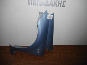 Fiat Grande Punto 2005-2012 εμπρός αριστερό φτερό γαλάζιο