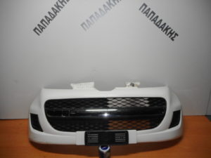 Peugeot 107 2009-2012 εμπρός προφυλακτήρας άσπρος