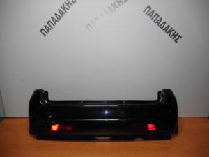Suzuki Ignis 2000-2003 πίσω προφυλακτήρας μαύρος