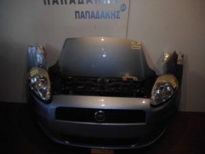 Μούρη Fiat Grande Punto 2005-2012 ασημί