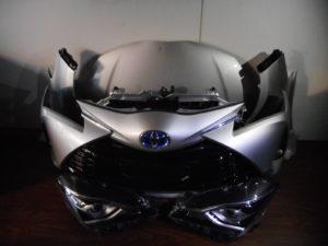 Μούρη Toyota Yaris 2017-2019 ασημί