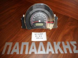 Nissan Pixo 2009-2014 καντράν automatic