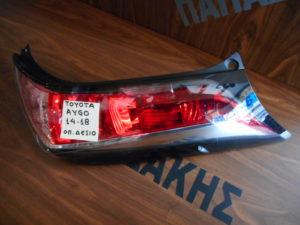 Toyota Aygo 2014-2018 πίσω δεξιό φανάρι LED