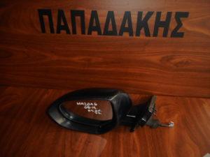 Mazda 6 2008-2012 ηλεκτρικά ανακλινόμενος καθρέπτης αριστερός μαύρος 7 καλώδια