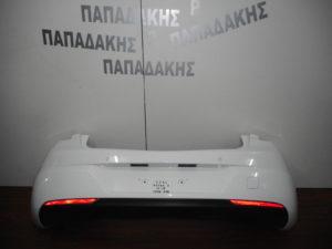 Opel Astra K 2016-2018 5θυρο πίσω προφυλακτήρας άσπρος με αισθητήρες