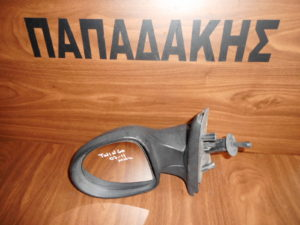 Renault Twingo 2007-2011 μηχανικός καθρέπτης αριστερός άβαφος