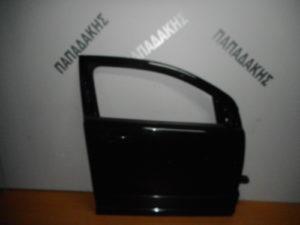 Dodge Caliber 2007-2012 πόρτα εμπρός δεξιά μαύρη