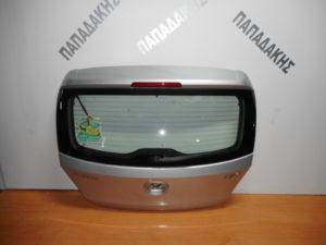 Hyundai i30 2007-2012 οπίσθια πόρτα 5Θυρη ασημί
