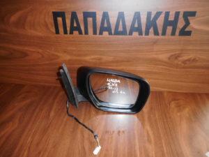 Mazda CX-7 2007-2012 ηλεκτρικός καθρέπτης δεξιός μαύρος 6 καλώδια