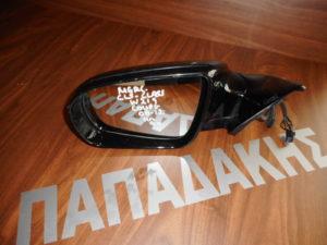 Mercedes CLS Class w219 Coupe 2008-2012 ηλεκτρικός καθρέπτης αριστερός μαύρος 9 καλώδια