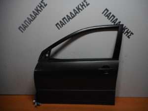 Toyota Corolla 2002-2006 πόρτα εμπρός αριστερή μολυβί με λοξές βίδες