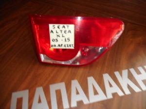 Seat Altea XL 2005-2015 φανάρι πίσω αριστερό εσωτερικό