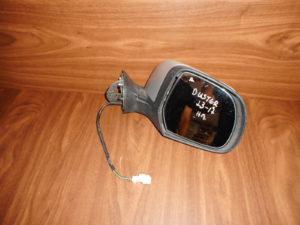 Dacia Duster 2013-2017 ηλεκτρικός καθρέπτης δεξιός ασημί