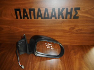 Fiat 500L 2012-2019 ηλεκτρικός καθρέπτης δεξιός μαύρος