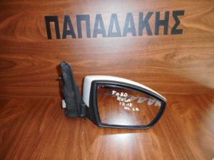Ford Kuga 2012-2018 ηλεκτρικός καθρέπτης δεξιός άσπρος 6 καλώδια