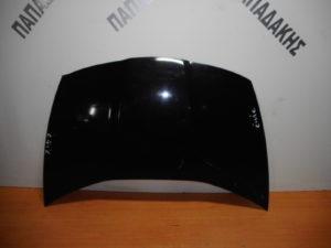 Honda Civic 2006-2012 καπό εμπρός μαύρο
