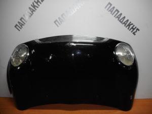 Mini Cooper 2001-2006 καπό εμπρός μαύρο