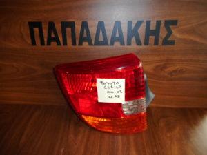 Toyota Celica 2000-2006 φανάρι πίσω αριστερό