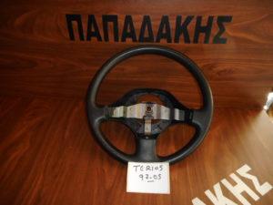 Daihatsu Terios 1997-2005 βολάν τιμονιού