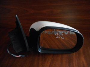 Fiat 500L 2012-2019 ηλεκτρικός καθρέπτης δεξιός άσπρος 7 καλώδια