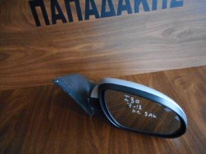 Hyundai i30 2007-2012 ηλεκτρικός καθρέπτης δεξιός ασημί 5 ακίδες
