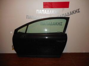 Citroen C4 2004-2011 πόρτα αριστερή δύθυρη μαύρη