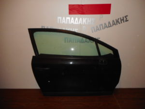 Citroen C4 2004-2011 πόρτα δεξιά δύθυρη μαύρη