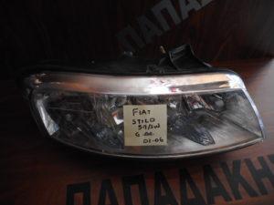 Fiat Stilo 2001-2006 φανάρι εμπρός δεξιό 5θυρο/SW