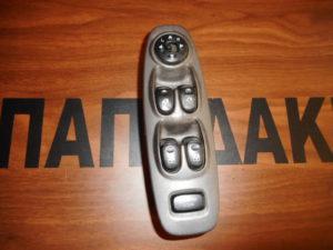 Hyundai Accent 1999-2002 διακόπτης ηλεκτρικού παραθύρου εμπρός αριστερός 4απλός
