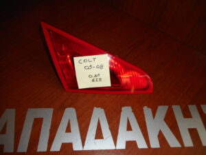 Mitsubishi Colt 2005-2008 φανάρι πόρτας πίσω αριστερό εσωτερικό 3θυρο