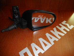 Mitsubishi Colt 2004-2012 μηχανικός καθρέπτης δεξιός άβαφος