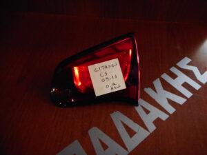 Citroen C3 2009-2013 φανάρι πίσω δεξιό εσωτερικό