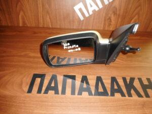 Kia Picanto 2004-2008 μηχανικός καθρέπτης αριστερός ζαχαρί