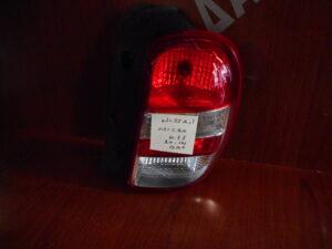 Nissan Micra K13 2010-2014 φανάρι πίσω δεξιό