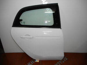 Smart ForFour 2014-2020 πίσω δεξιά πόρτα άσπρη