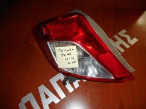 Toyota Yaris 2011-2014 φανάρι πίσω αριστερό
