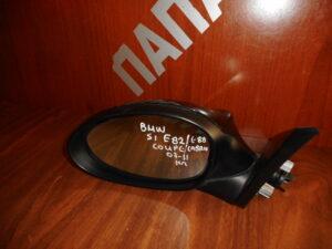 Bmw S1 E82/E88 Coupe/Cabrio 2007-2011 ηλεκτρικός καθρέπτης αριστερός μαύρος 3 ακίδες