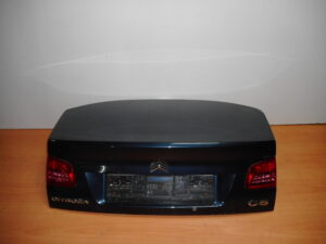 Citroen C5 2008-2012 πορτ-μπαγκάζ μπλε