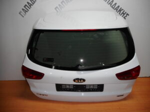 Kia Ceed SW 2012-2018 οπίσθια πόρτα (5η) άσπρη