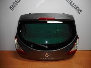 Renault Megane 2008-2016 οπίσθια πόρτα (5η) γκρι
