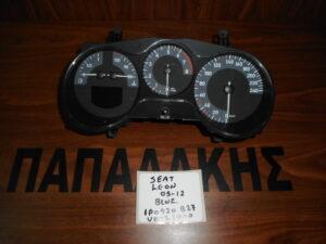 Seat Leon 2005-2012 Βενζίνα καντράν κωδικός: 1P0920 827 V0021000