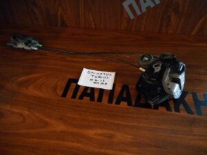 Daihatsu Terios 2006-2017 μηχανισμός κλειδαριάς εμπρός αριστερής πόρτας