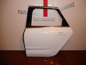 Citroen C4 Grand Picasso 2014-2020 πίσω αριστερή πόρτα άσπρη